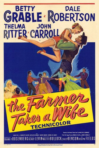 betty-grable-and-dale-robertson-in-the-farmer-takes-a-wife-24x36-poster