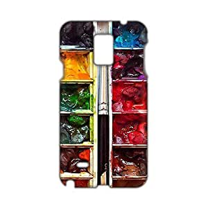 Angl 3D Case Cover Artistic Water Color Phone Samsung Galaxy S6