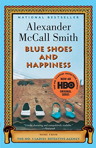 Blue Shoes and Happiness (No. 1 Ladies Detective Agency, Book 7) (Best News Agency In The World)