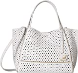 Botkier Women's Soho Bite Size Tote Chalk Perforated One Size
