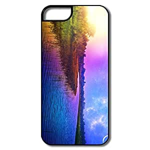 Personalized Cool PC Big Sun Iphone 5 Cases by runtopwell