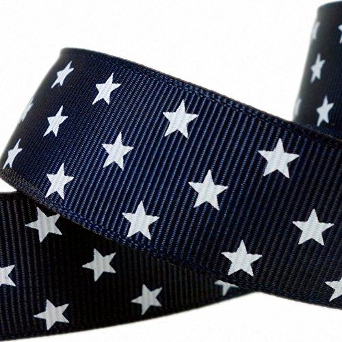 Blue Stars Ribbon (50yd 1