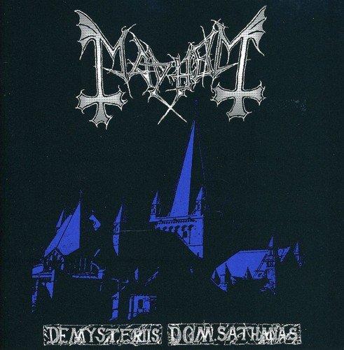 Mayhem: De Mysteriis Dom Sathanas (Audio CD)
