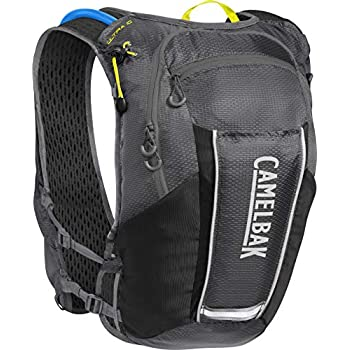 CamelBak Ultra 10 Vest 70OZ, Graphite/Sulphur Spring, One Size
