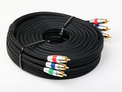 7M ( 23FT ) ATLONA COMPONENT VIDEO CABLE AT19062-7 Atlona Technologies Atlona Component Video Audio Cable
