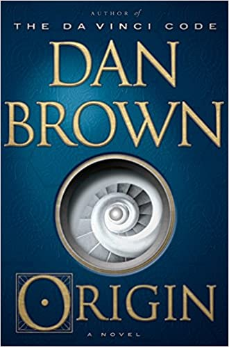 Amazon Fr Origin A Novel Dan Brown Livres