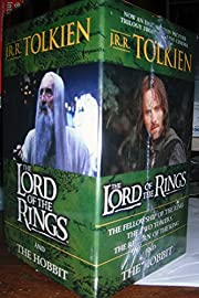 THE LORD OF THE RINGS AND THE HOBBIT - 4…