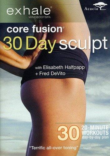 Elliptical Core - EXHALE: CORE FUSION 30 DAY SCULPT