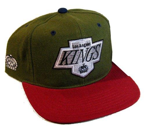 687b11ca889 Snapback Cap American Needle Vintage LA Kings