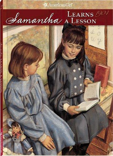 Samantha Learns A Lesson A School Book By Susan S Adler
