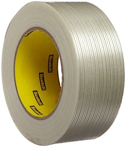 Scotch Filament Tape 897 Clear, 48 mm x 55 m (Pack of 1) from Scotch