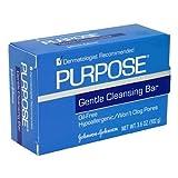 Purpose Gentle Cleansing Bar - 3.6 Oz/Pack, 4 Pack
