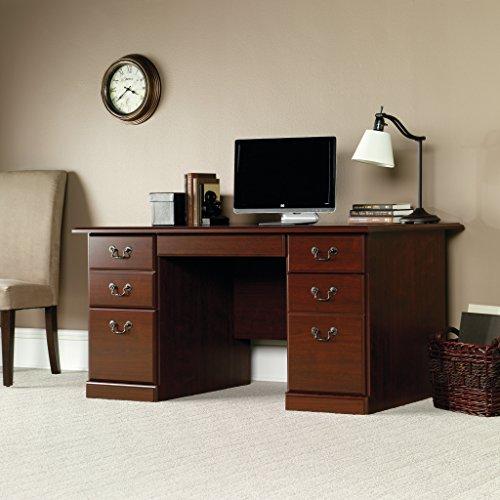 Sauder 109830 Heritage Hill Desk, L: 59.45