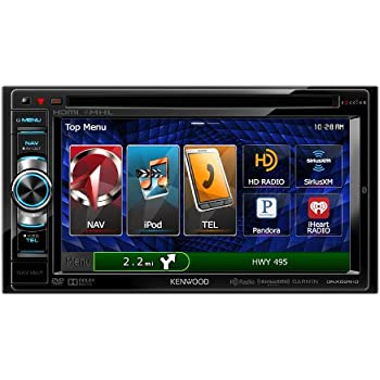 kenwood dnx 691hd excelon double din. Black Bedroom Furniture Sets. Home Design Ideas