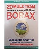 Borax 20 Mule Team Detergent Booster, 65 Oz.