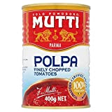 Mutti Finely Chopped Tomatoes - 400g (0.88lbs)