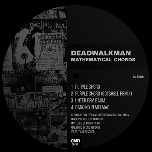 Purple Chord By Deadwalkman On Amazon Music Amazon
