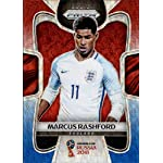 Sticker 590 Marcus Rashford Panini WM 2018 World Cup Russia England