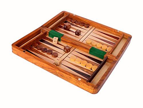 Travel Size Magnetic Backgammon Set