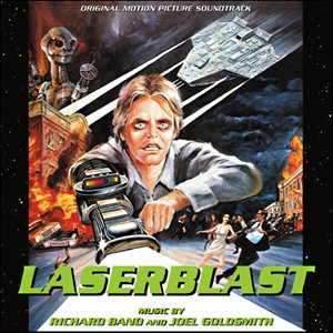 LASERBLAST (1000 Limited Edition!) [Soundtrack]