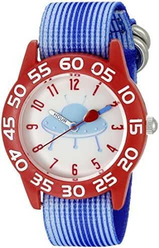 Red Balloon Kids' W002295 Red Balloon Analog Display Analog Quartz Blue Watch