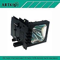 SP-Lamp-016 Replacement Projector lamp with Housing Fit for ASK C450 ASK C460 INFOCUS LP850 INFOCUS LP860 Projectors (By Artki)