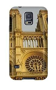 Renita J Taylor Galaxy S5 Hybrid Tpu Case Cover Silicon Bumper Beautiful Notre Dame