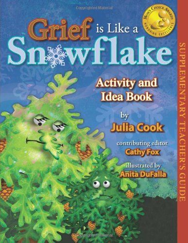 Grief is Like a Snowflake Activity and Idea -