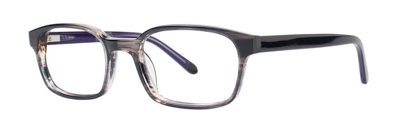 Original Penguin Eye THE FREDDY Almost Black Eyeglasses Size49-18-135.00