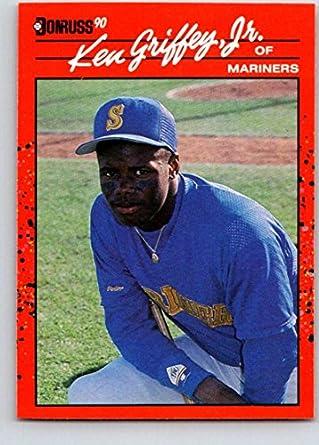 69a3e3420d 1990 Donruss #365 Ken Griffey Jr. Mint Baseball MLB Mariners at ...