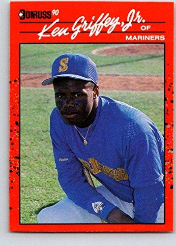 1990 Donruss #365 Ken Griffey Jr. Mint Baseball MLB ()