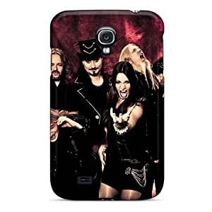 High Quality Cell-phone Hard Covers For Samsung Galaxy S4 (tyI14904jqQT) Provide Private Custom High-definition Emperor Band Series