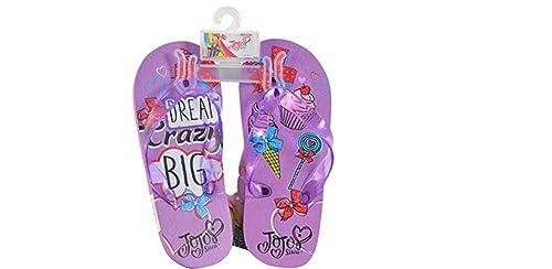 ff7ad6f3e13 JoJo Siwa Flip Flops Sandal for Toddler Girls (Size 5-10)