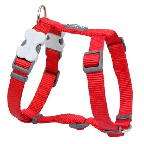 Red Dingo Dog Harness X-Large, Red