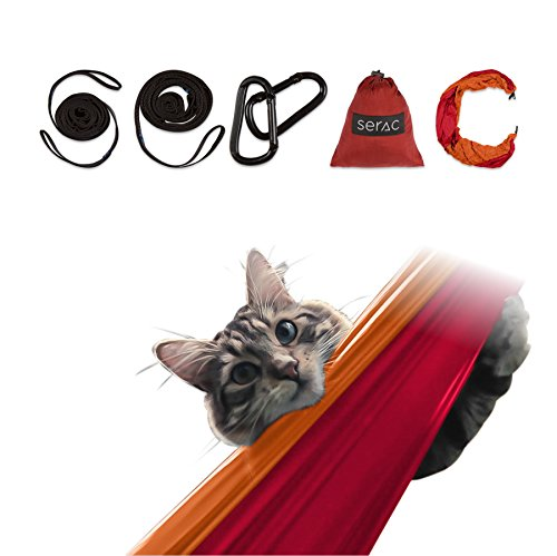 Durable-Hammock-Strap-Bundle-Serac-Classic-Portable-Single-Camping-Hammock-with-Suspension-System-Perfect-for-the-backpack-travel-and-camping
