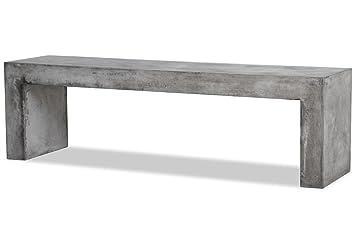 Hochwertig Sitzbank Beton U2013 Möbel Modernem Design U2013 Trendiges Design Und Klares Design
