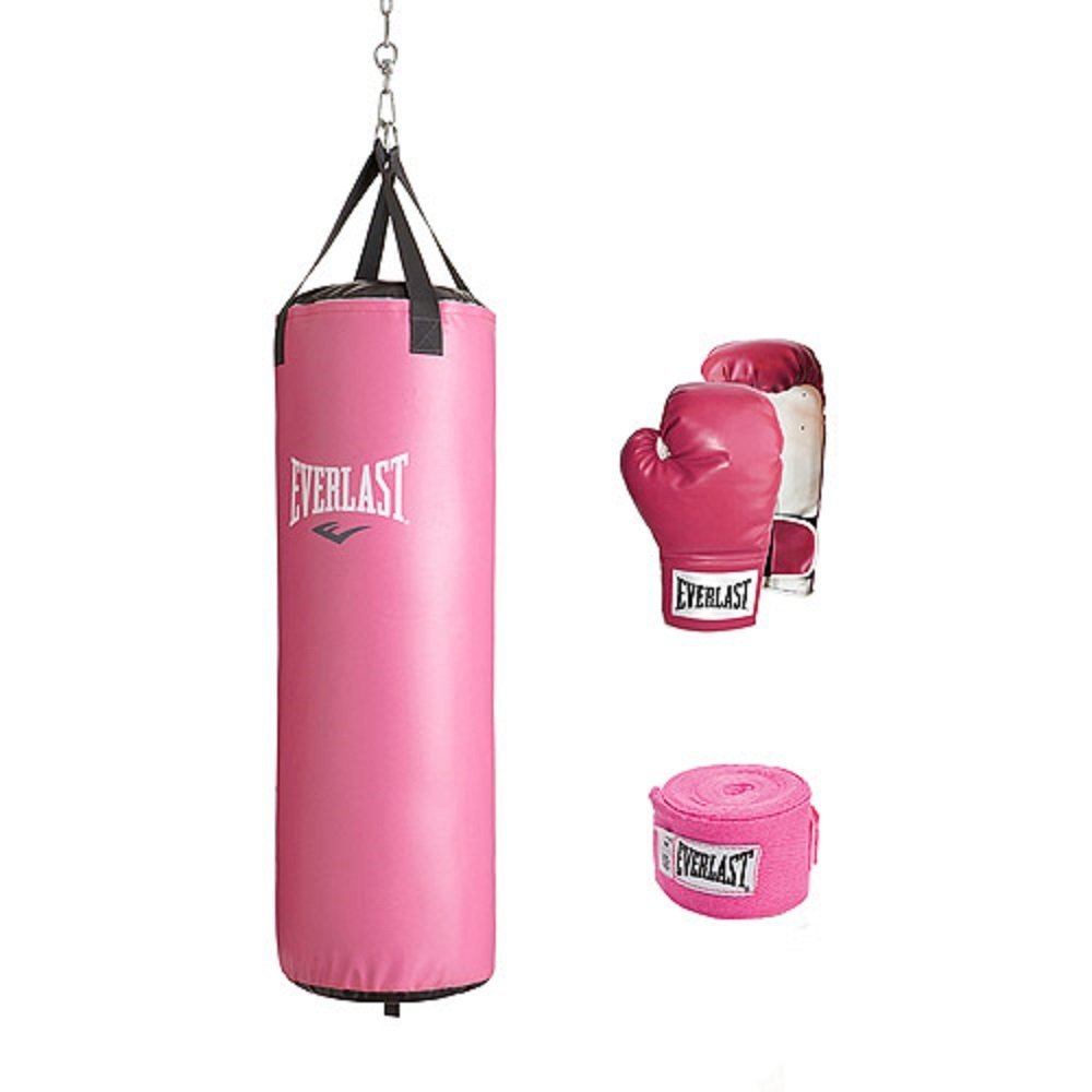 b4211cffe21 Everlast Women s 70 lb Heavy Bag Kit - Boxing914.com
