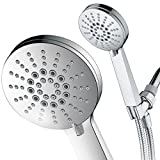 AirJet-300 High Pressure Luxury 6-setting Hand Shower with High-Velocity Flow Accelerator(TM)...