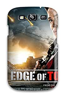 Best New Super Strong Emily Blunt In Edge Of Tomorrow Tpu Case Cover For Galaxy S3