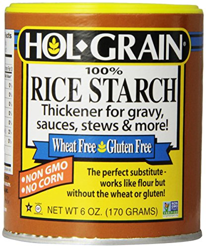 Thicken turkey gravy with gluten free Hol Grain Gravy Thickener, 6 Ounce