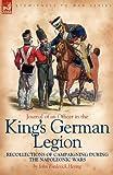 Journal of an Officer in the King's German Legion, John Frederick Hering, 1846776392