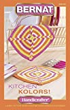Spinrite Bernat Knitting and Crochet Patterns, Kitchen Kolors Handicrafter