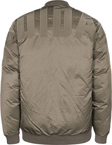 Adidas 40 Mid Blouson W 42 Eu Tech Earth Fr rr8n6xPw