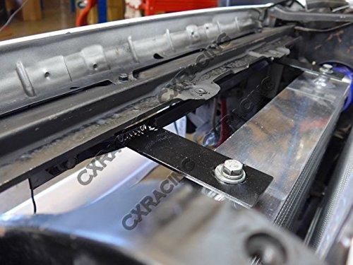Intercooler tuberías BOV Kit para Mazda RX7 sa Fb 13B RX-7 único Turbo BLK manguera: Amazon.es: Coche y moto