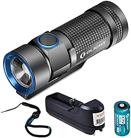 Amazon.com: Paquete recargable - Olight S1 Baton Linterna ...