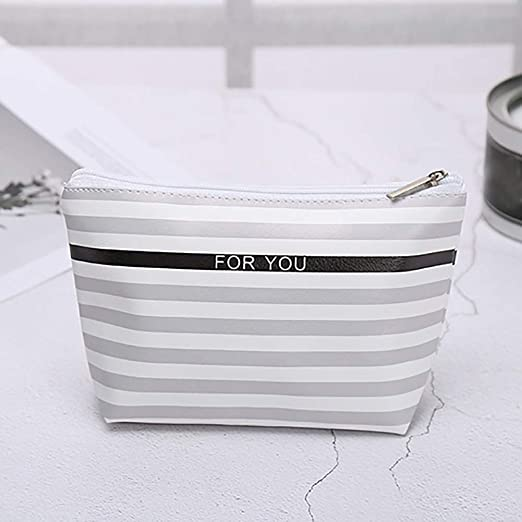 Image Unavailable. Image not available for. Color  eTya New Fashion  Cosmetic Bag Travel Women Makeup bag Make up Case Female Beauty Toiletry  bags 84e5bcaccb44a