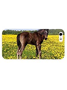 3d Full Wrap Case For Iphone 6 4.7 Inch Cover Animal Horse69