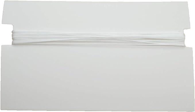 Oak Lift Cord For Romanpleated Shades /&horizontal Blind 40 Feet 1.6 Mm