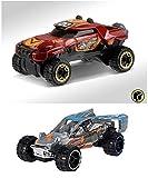Hot Wheels New Model Terrain Storm 2016 Off-Road & Team Hot Wheels Corkscrew Buggy All Terrain Daredevil Vehicles