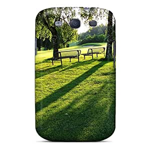Durable Case For The Galaxy S3- Eco-friendly Retail Packaging(outdoors)